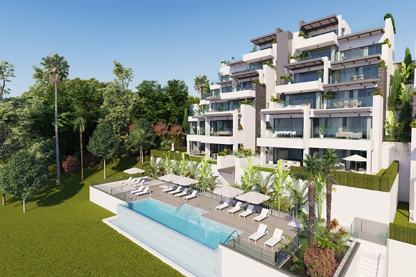 Apartments For Sale in the Aqualina, Benahavis. | SpainForSale.Properties Luxury Real Estate.
