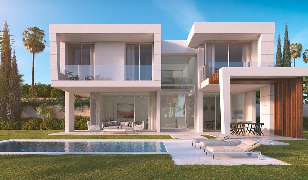 Modern / Contemporary Villas For Sale in Marbella, Spain. | SpainForSale.Properties Luxury Real Estate For Sale & Rent.