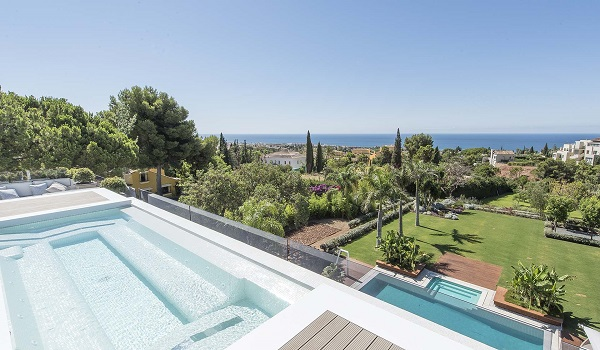Sea Views Homes For Sale in Marbella, Spain. | SpainForSale.Properties Luxury Real Estate For Sale & Rent.