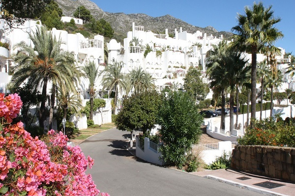 Homes For Sale in Jardines Colgantes, Marbella Golden Mile. | SpainForSale.Properties Luxury Real Estate For Sale & Rent.