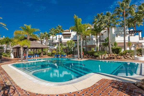 Homes For Sale in Jardines de la Aldaba, Puerto Banus, Marbella. | SpainForSale.Properties Luxury Real Estate.