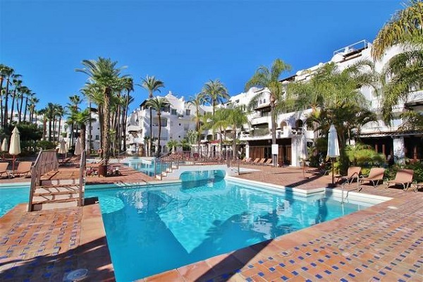 Apartments For Sale in La Alcazaba, Puerto Banus, Marbella. | SpainForSale.Properties Luxury Real Estate.