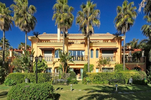 Apartments For Sale in Casanova, Puerto Banus, Marbella. | SpainForSale.Properties Luxury Real Estate.
