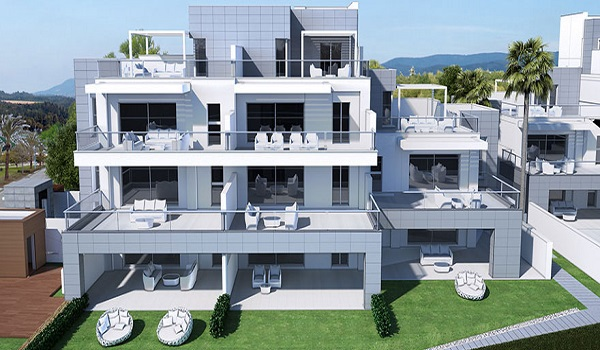 Apartments For Sale in Jade Beach, San Pedro Beach, Marbella. | SpainForSale.Properties Luxury Real Estate For Sale & Rent.