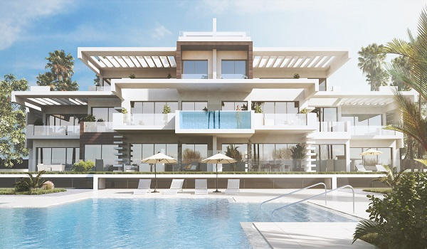 Terrific Apartments For Sale In Marbella Spain Spainforsale Properties Download Free Architecture Designs Scobabritishbridgeorg
