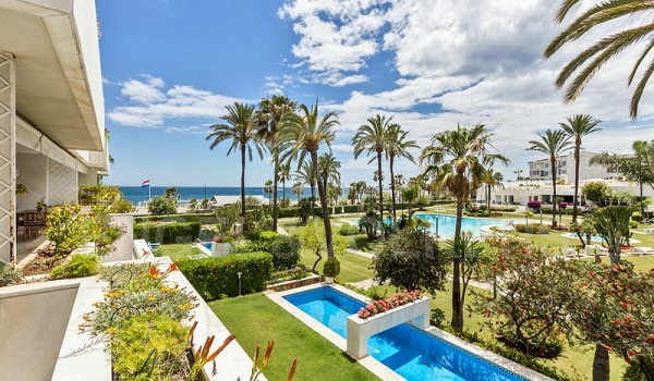 Homes For Sale in Los Granados Beach, Puerto Banus, Marbella. | SpainForSale.Properties Luxury Real Estate For Sale & Rent.