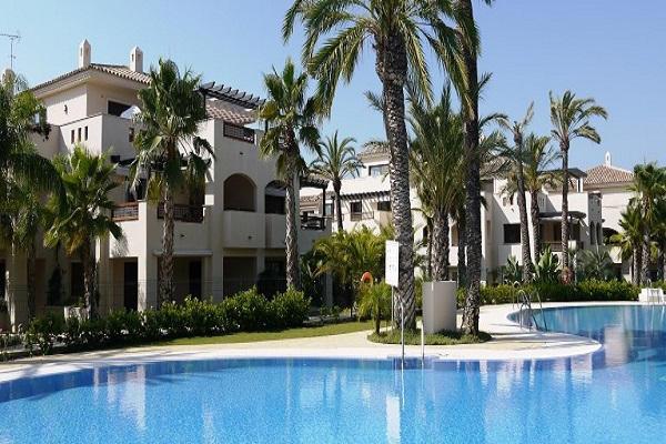 Apartments For Sale in Medina Banus, Nueva Andalucia, Marbella. | SpainForSale.Properties Luxury Real Estate.