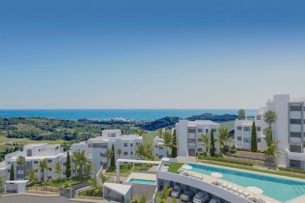 Homes For Sale in El Mirador de Estepona golf, Estepona. | SpainForSale.Properties Luxury Real Estate For Sale & Rent.