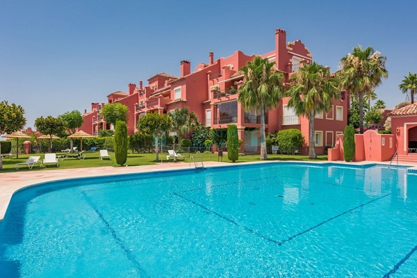 Apartments For Sale in Monte Halcones, Benahavis. | SpainForSale.Properties Luxury Real Estate.