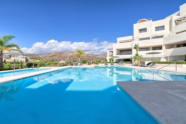 Apartments For Sale in Tee5, Los Flamingos, Benahavis. | SpainForSale.Properties Luxury Real Estate