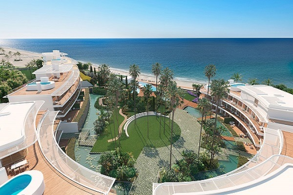 Apartments For Sale in the Edge, Estepona. | SpainForSale.Properties Luxury Real Estate For Sale & Rent.
