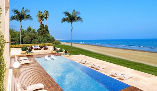 Frontline Beach Homes For Sale in Marbella, Spain. | SpainForSale.Properties Luxury Real Estate For Sale & Rent.