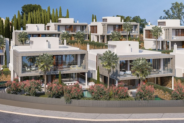 Homes For Sale in the Collection, Marbella Golden Mile. | SpainForSale.Properties Luxury Real Estate.