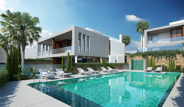 Townhouses For Sale in Marbella, Spain | SpainForSale.Properties Luxury Real Estate For Sale & Rent.