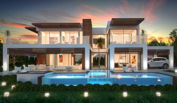 Villas For Sale in Los Naranjos, Nueva Andalucia, Marbella | SpainForSale.Properties Luxury Collection.