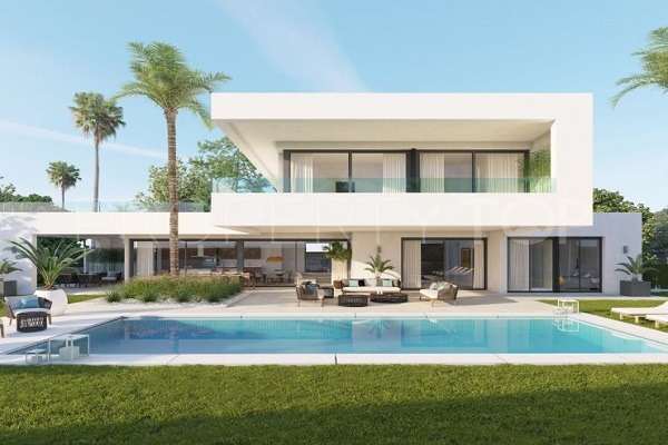 Contemporary Villas For Sale in Estepona, Spain. | SpainForSale.Properties Luxury Real Estate For Sale & Rent.