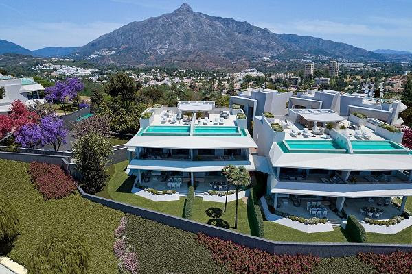 Villas For Sale in Celeste, Nueva Andalucia, Marbella. | SpainForSale.Properties Luxury Real Estate.