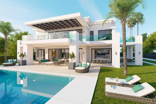 Villas For Sale walking distance to Centro Plaza / Puerto Banus. | SpainForSale.Properties Luxury Real Estate For Sale & Rent.