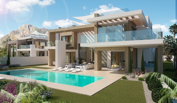 Nagueles, Marbella, Villas For Sale | SpainForSale.Properties Luxury Real Estate For Sale & Rent.