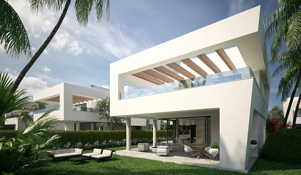 Houses For Sale in Perlas del Mar, San Pedro Beach, Marbella. | SpainForSale.Properties Luxury Real Estate.
