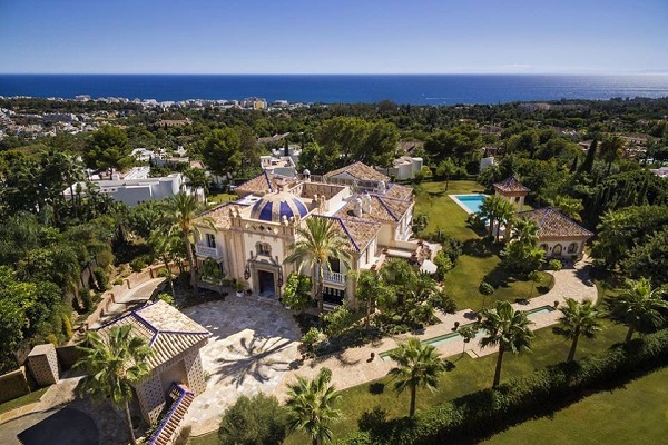 Homes For Sale in La Quinta de Sierra Blanca, Marbella. | SpainForSale.Properties Luxury Real Estate.