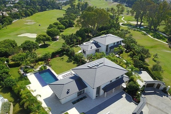 First Line Golf Property For Sale Costa del Sol   SpainForSale.Properties Luxury Real Estate For Sale & Rent.