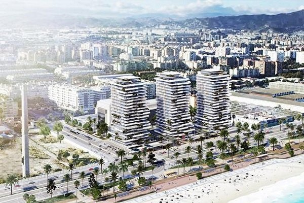 Picasso Towers Living, Malaga, Homes For Sale. | SpainForSale.Properties Luxury Real Estate For Sale & Rent.