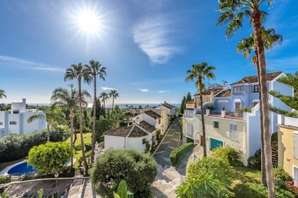 Marbella Hill Club, Townhomes For Sale. | SpainForSale.Properties Luxury Real Estate For Sale & Rent.