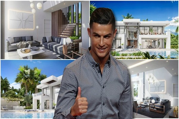 Cr7 Buys New Modern Home In Estepona Spainforsale Properties
