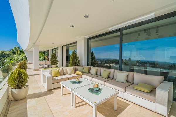 Apartments For Sale in Marbella Golden Mile. | SpainForSale.Properties Luxury Real Estate For Sale & Rent.
